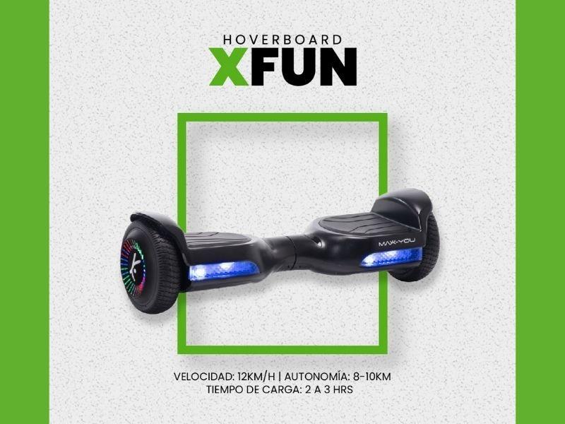 Patineta eléctrica - Hoverboard para niños Argentina
